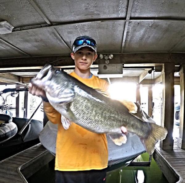 A photo of RyanEllis's catch