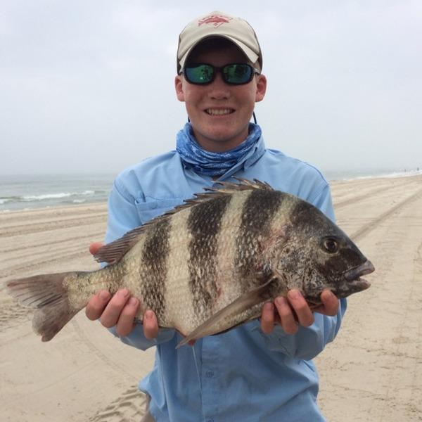 A photo of Qmatty's catch