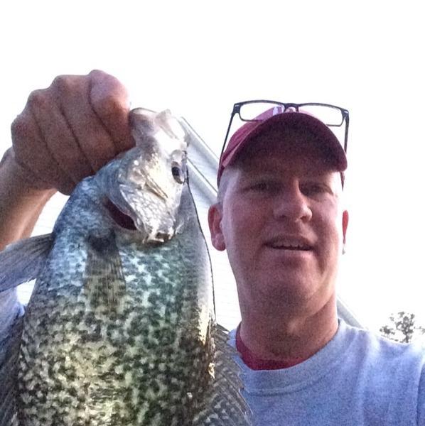 A photo of robert Pelfrey's catch