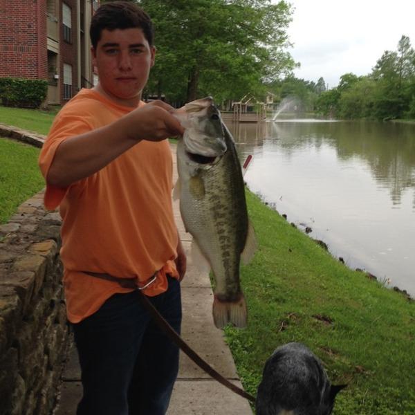 A photo of Denver Rose's catch