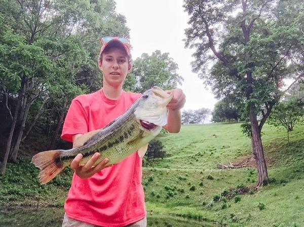 A photo of blakemcadams's catch