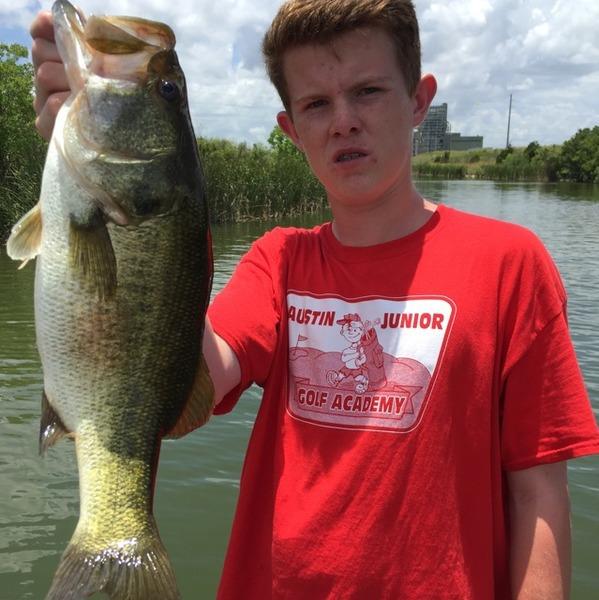 A photo of TRafferty's catch