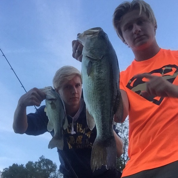 A photo of MichiganFishing's catch