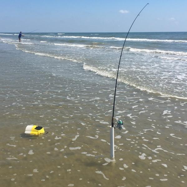 A photo of Matt Dobson's catch