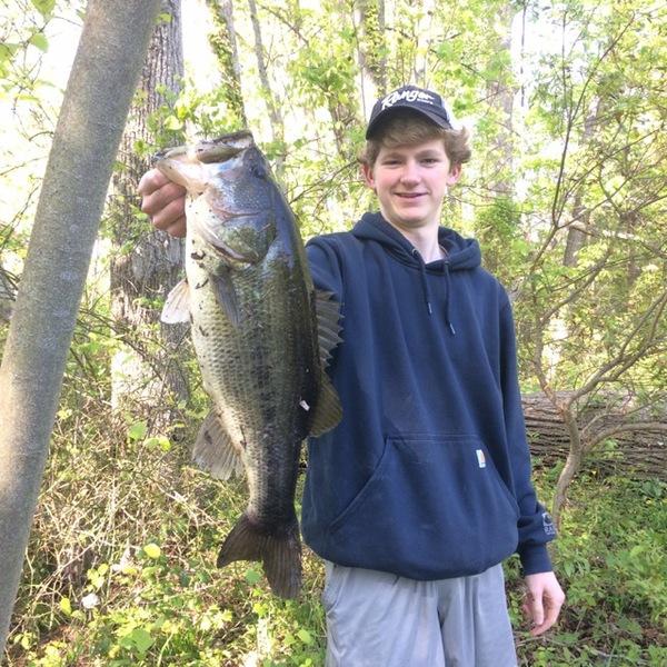 A photo of Kieran_Hanley's catch