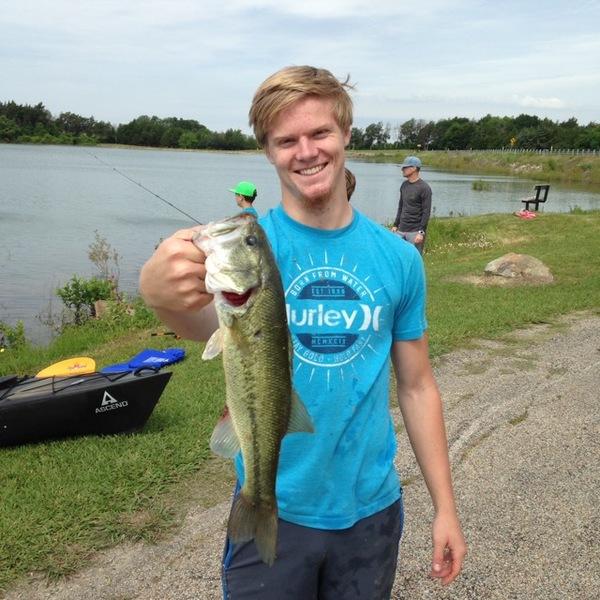 A photo of EthenBergen's catch