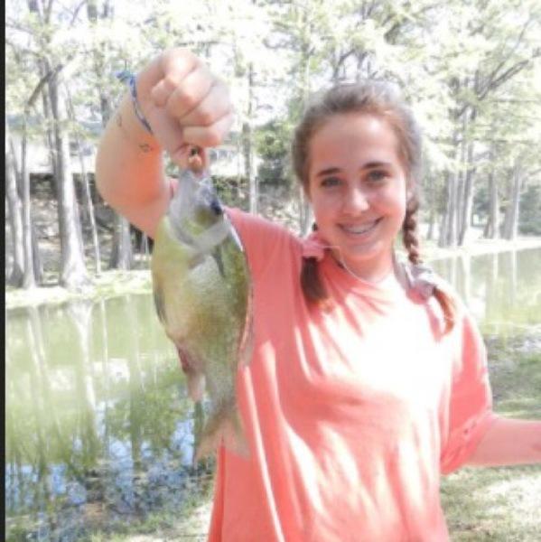 A photo of wegonefishing's catch