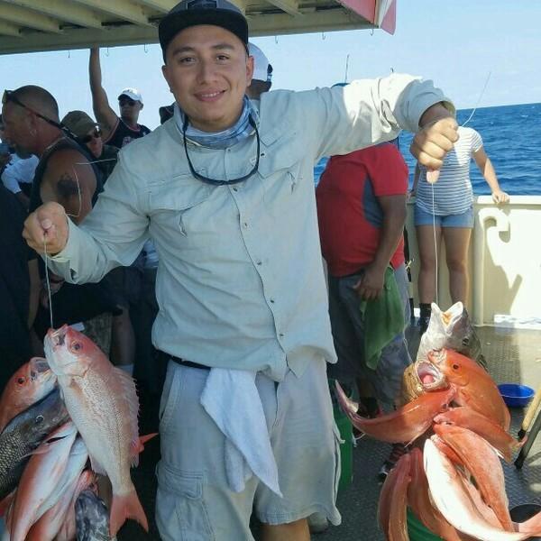 A photo of SaltWaterMarsh's catch