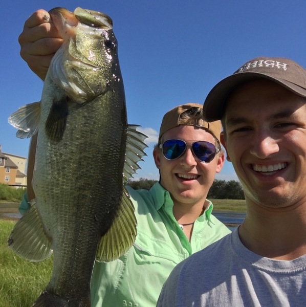 A photo of Brandon alt's catch