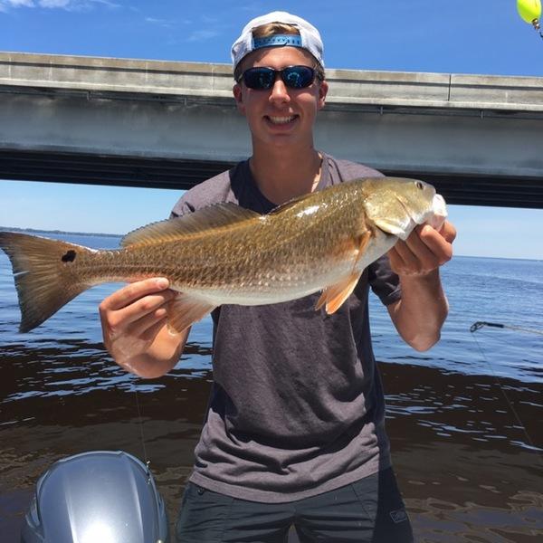 A photo of Peyton  Dalatri's catch