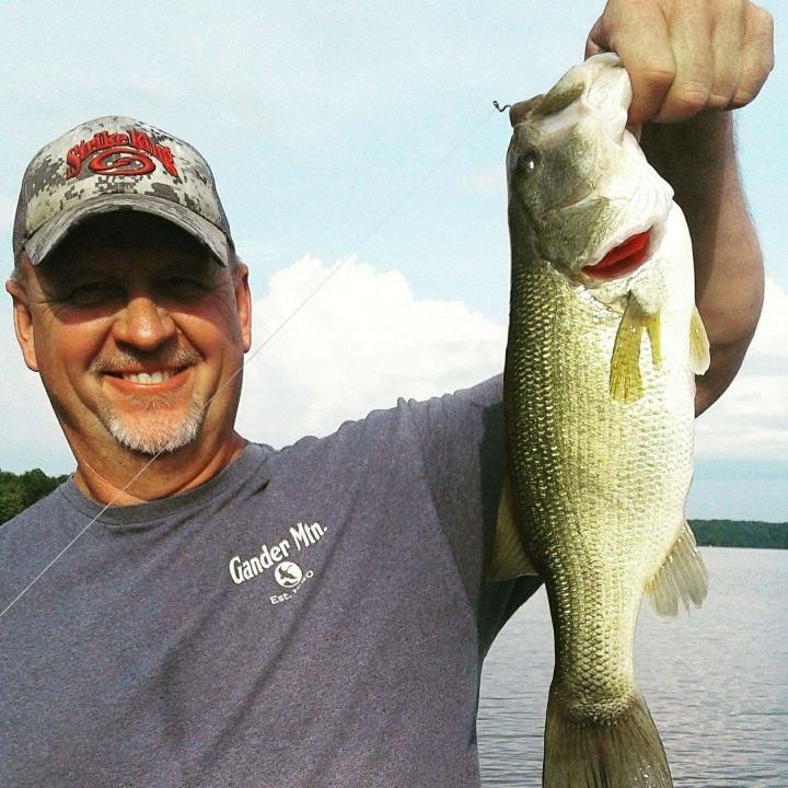 A photo of chad Larsen's catch