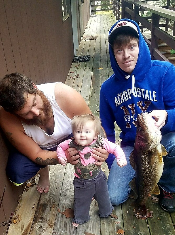 A photo of Jimbo  Harwood's catch