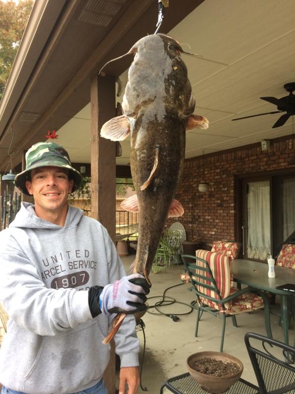 A photo of K Flu's catch