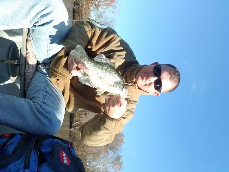 A photo of Nicholas Jeffery's catch