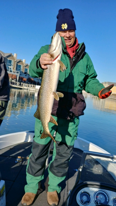A photo of john seitz's catch