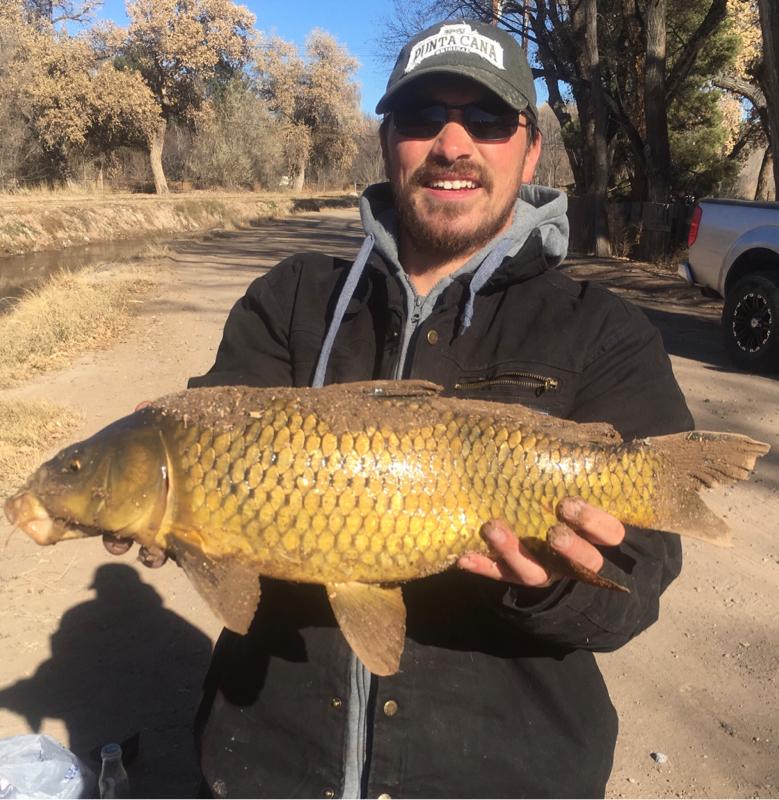 A photo of zack Stimson 's catch
