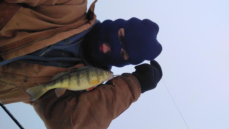 A photo of Jonny Sprague's catch