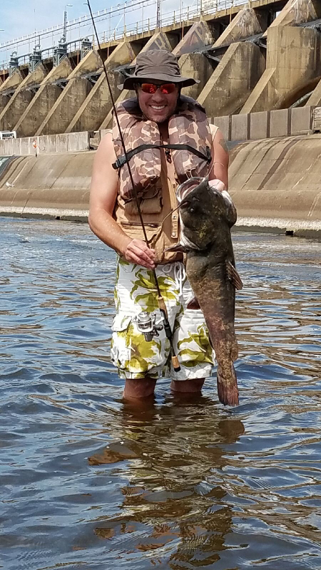 Wisconsin River (Below Prarie Du Sac Dam) WI Fishing Reports