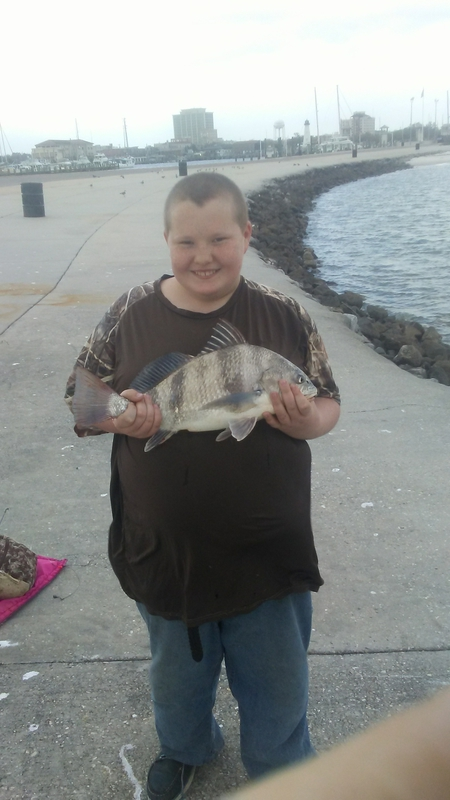 A photo of raborn Charles's catch