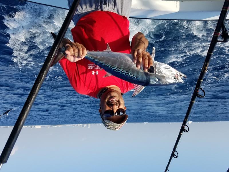 A photo of Robert  Wells 's catch