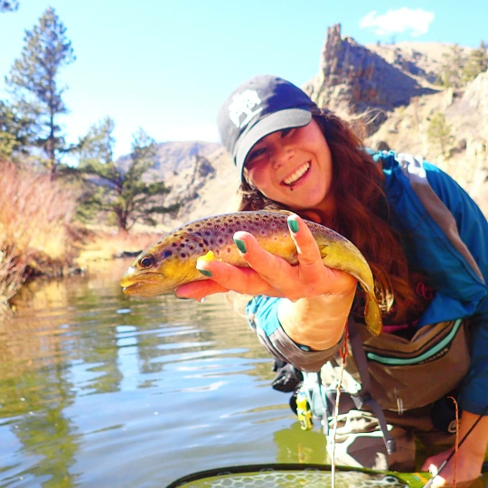 A photo of Elisa T's catch