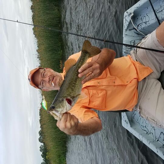 A photo of Cam Hemler's catch