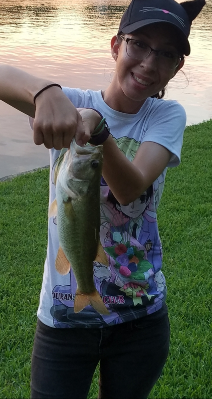 A photo of Ariel N's catch