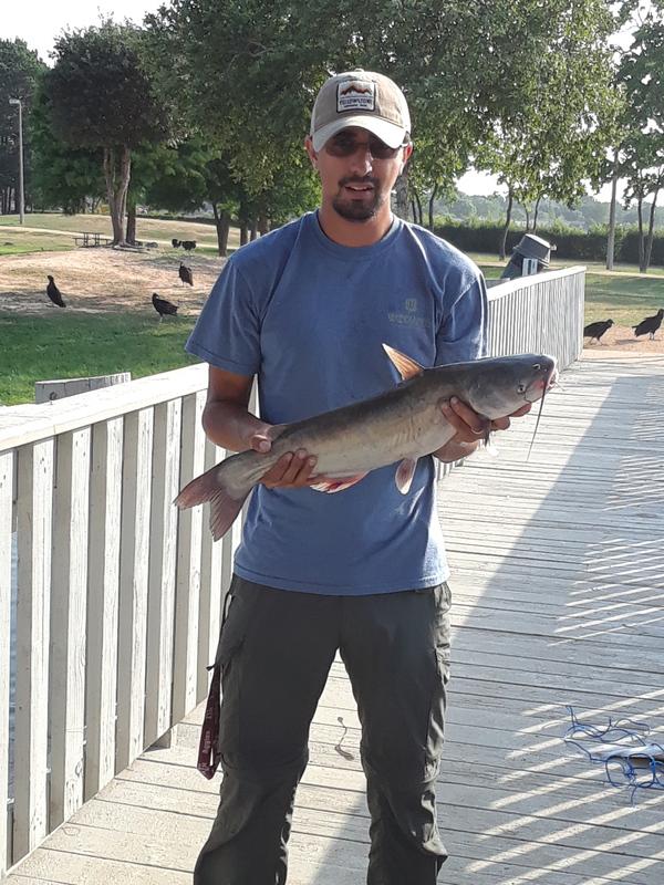 A photo of Cody Daniels's catch
