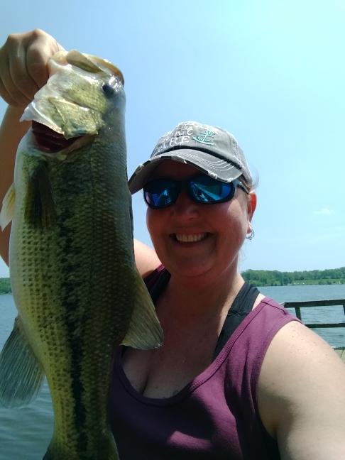 A photo of Kristie P's catch