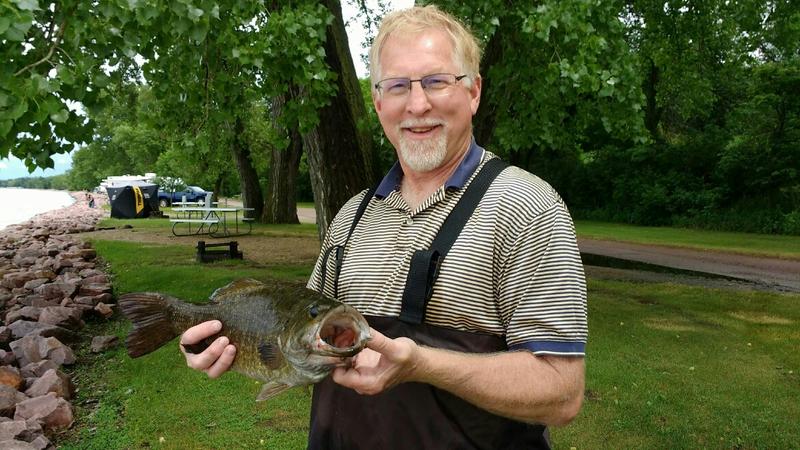 A photo of OJ Tschetter's catch