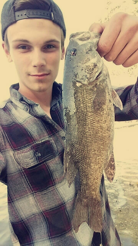 A photo of dylan dodson's catch