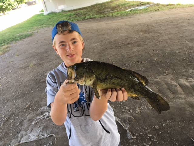 A photo of Pete Johnson 1's catch