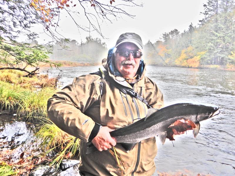 A photo of Daniel  Burnside 's catch