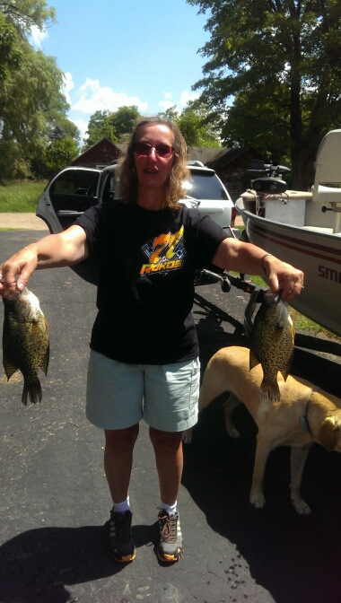 A photo of TIM & Pam TANK's catch