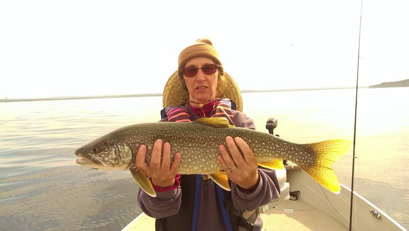 A photo of TIM & Pam TANK's catch