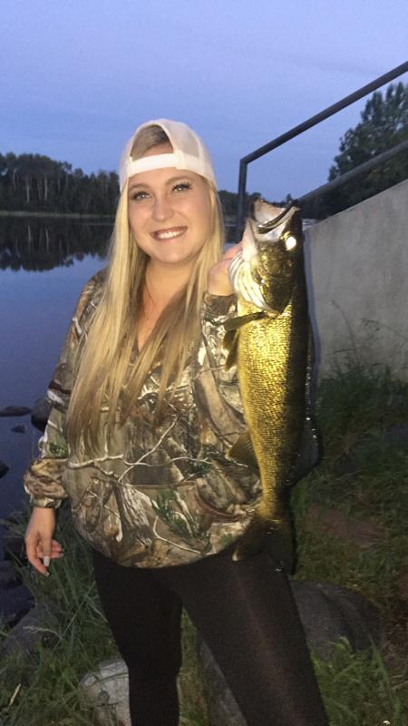 A photo of Alyssa Renee's catch