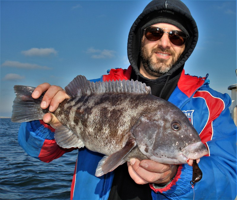 A photo of Christopher Pereira's catch