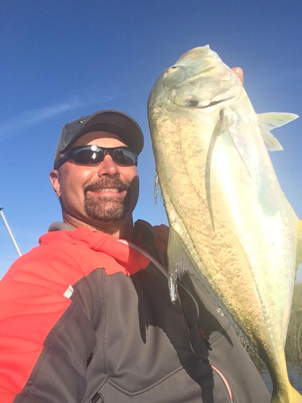 A photo of Rob O's catch