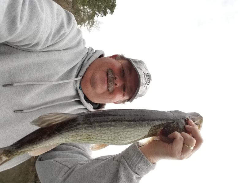 A photo of Bobby Logwood 's catch