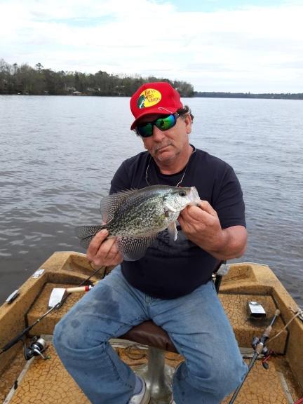 A photo of Donny  Reynolds 's catch