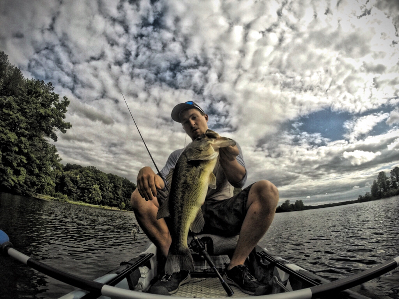 A photo of Nate's Custom Baits (NCB Lure Co.)'s catch