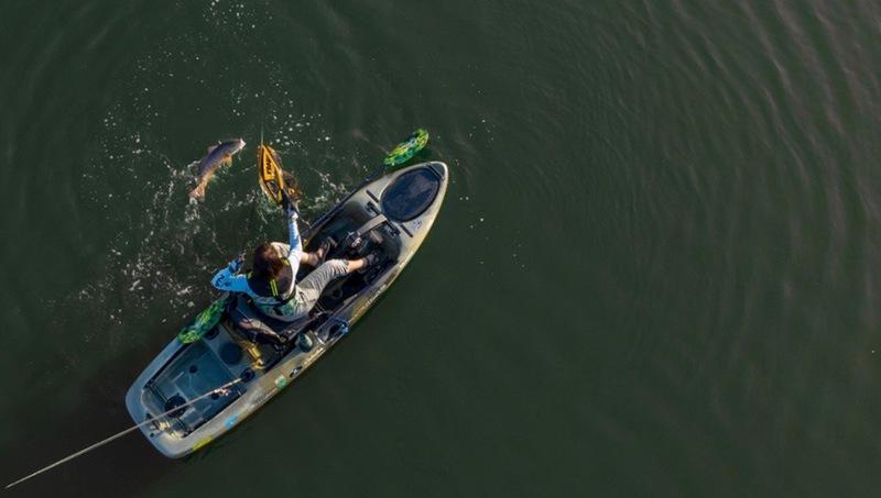 A photo of Jason Schall's catch