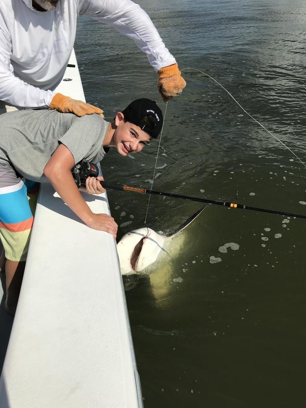 A photo of Bradey Cummings's catch