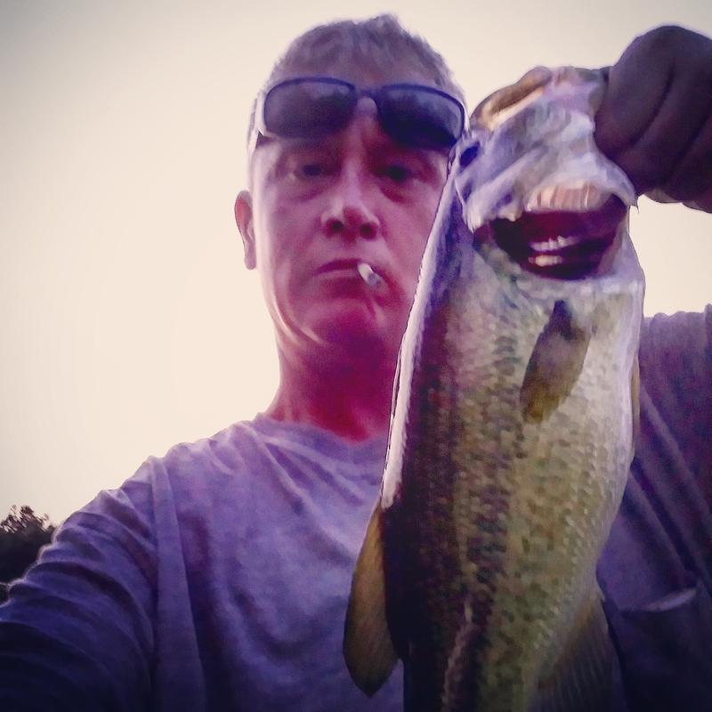 A photo of James Davis's catch