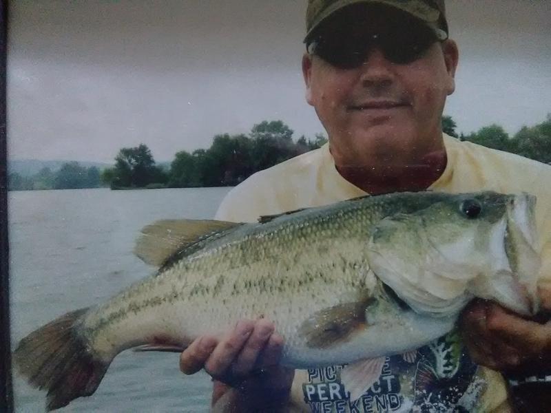 A photo of Allen hopson's catch