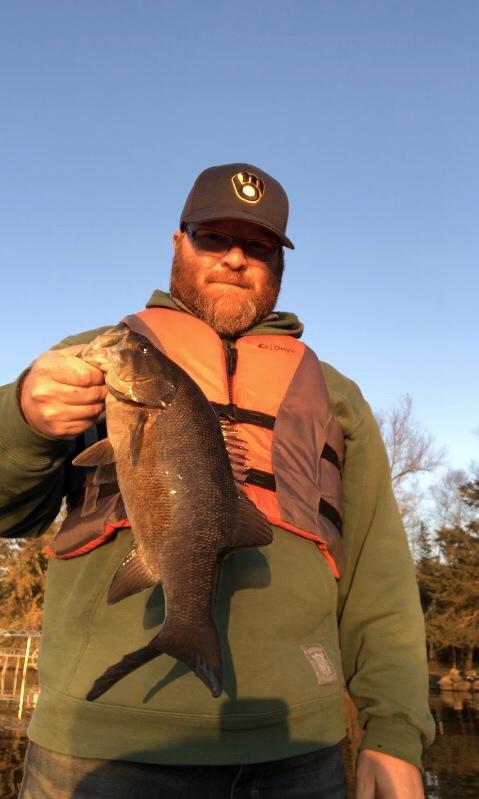 A photo of Tony Callies's catch