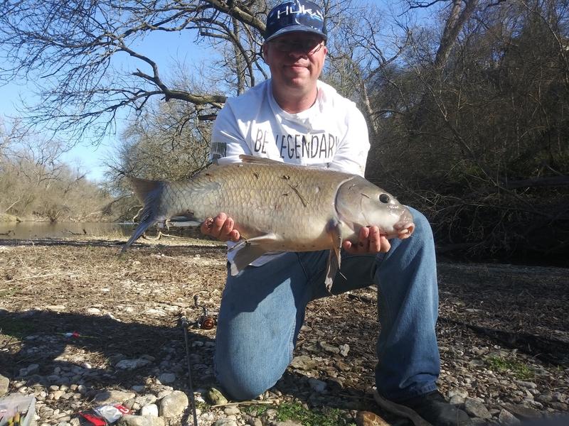A photo of Zac Hammontree's catch