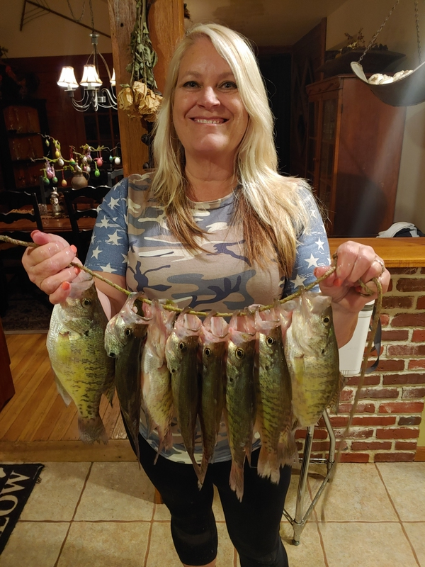 A photo of Debbie F's catch