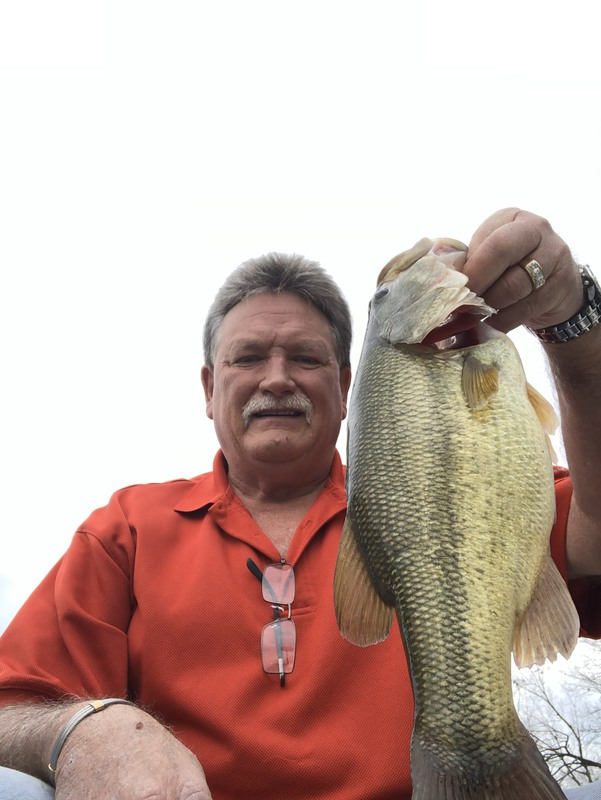 A photo of Danny Jones's catch