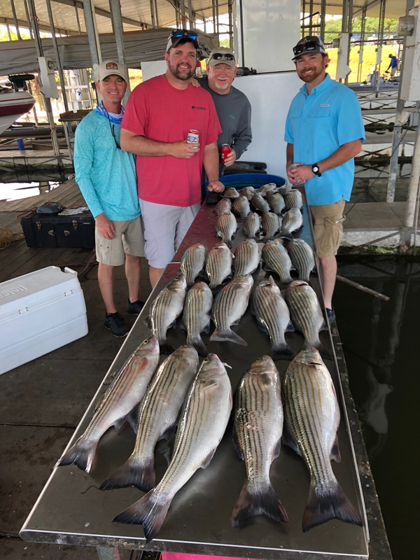 A photo of Jay Goodson's catch